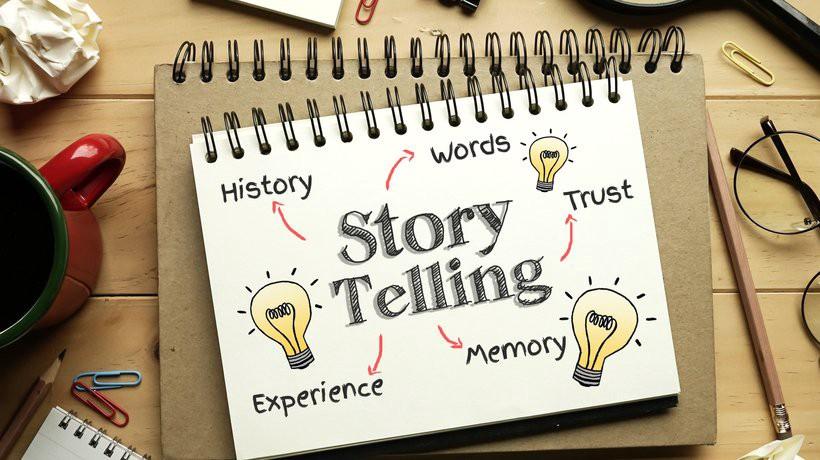 Marketing communication share – Nghệ thuật kể truyện (storytelling) tạo ra sự trải nghiệm.